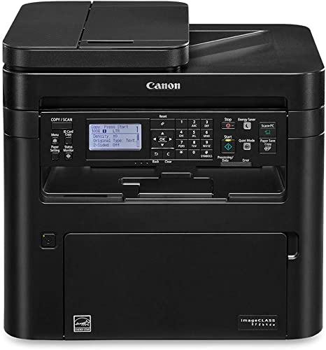 Canon imageCLASS MF264dw (2925C020) Multifunction, Wireless Laser Printer, 2018 Model with AirPrint, 30 Pages Per Minute and High Yield Toner Option
