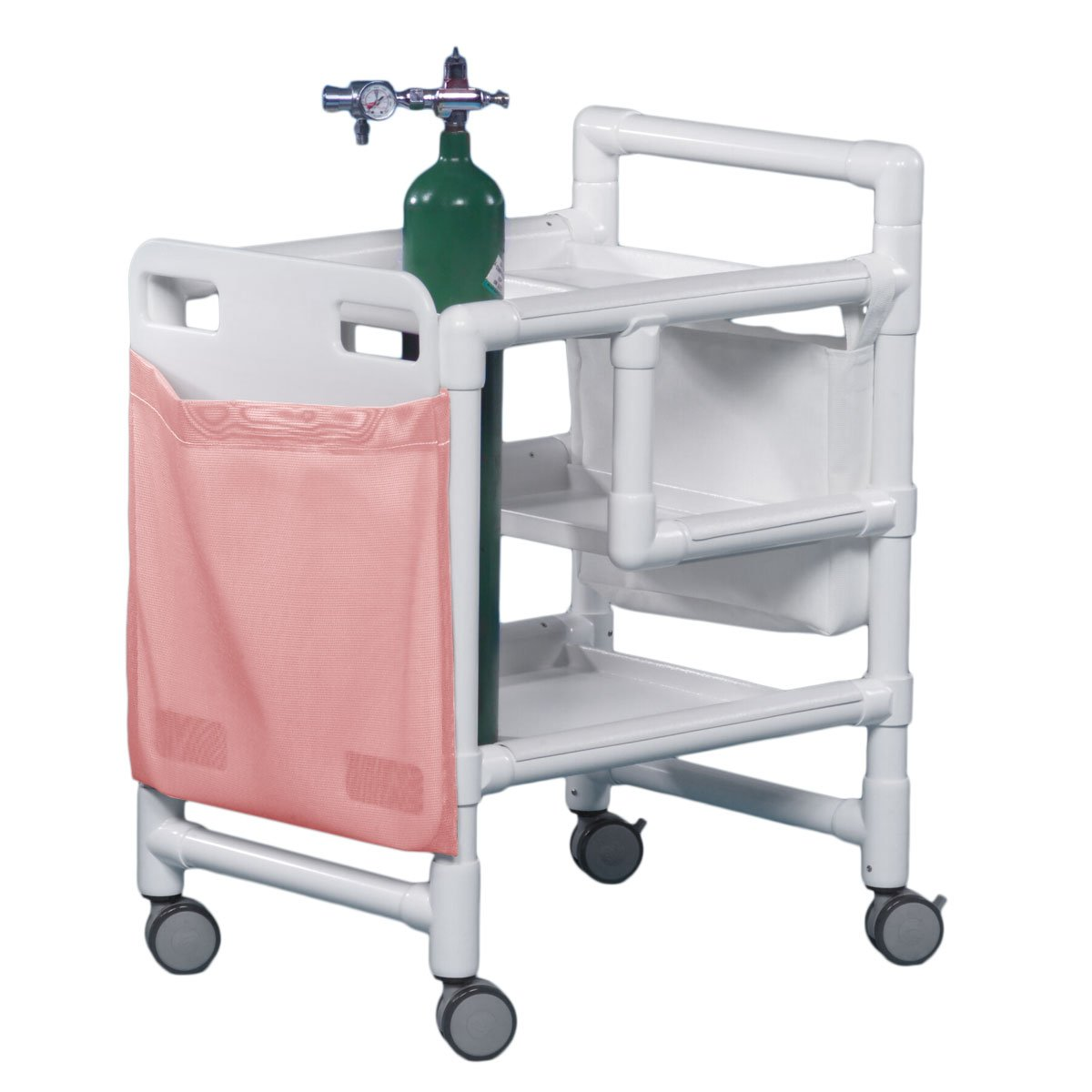 Optional Cover For Emergency Cart Sure Chek Pink Camo