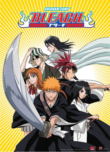 Great Eastern Entertainment Bleach Ichigo Team with Byakuya