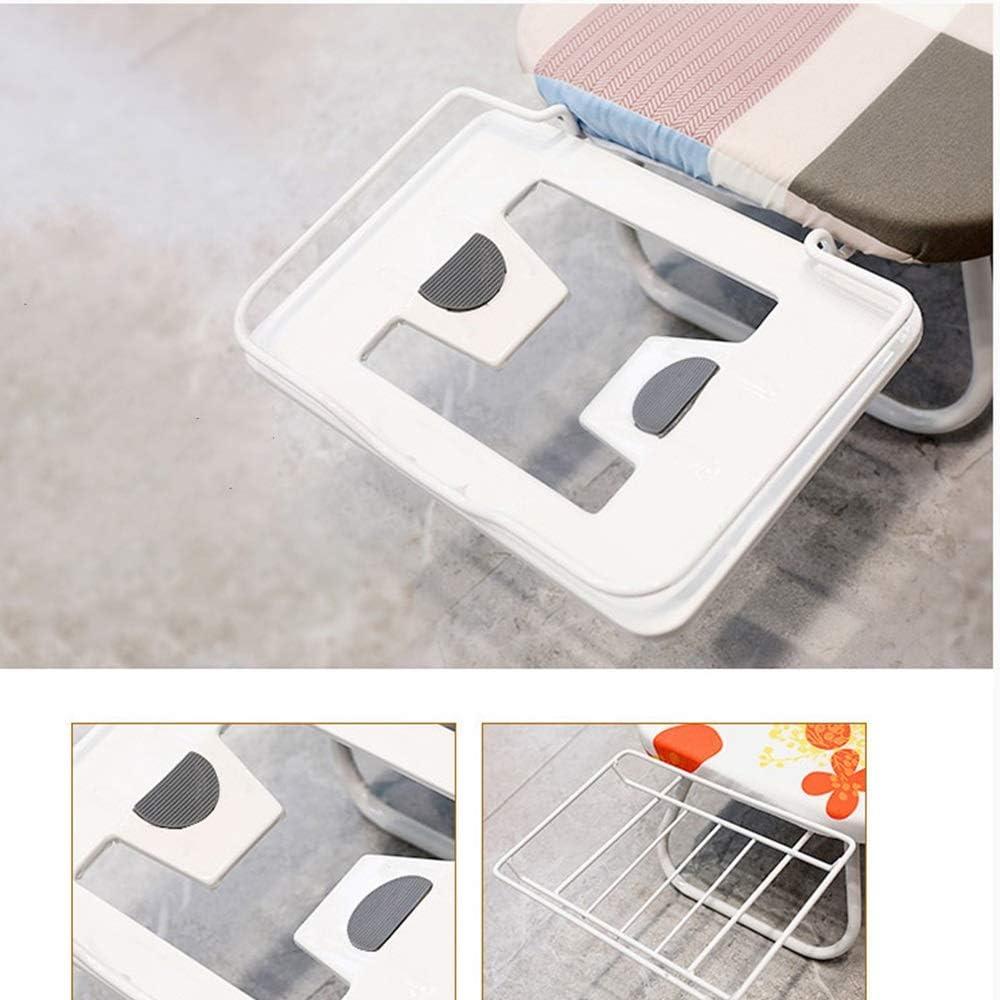 XF Planche à Repasser, Planche à Repasser de Bureau Taille de la Planche à Repasser de Bureau Pliante à la Maison est 80X33X19cm Produits de Repassage (Color : E) D
