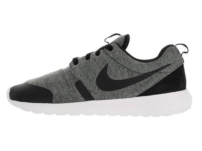 sports shoes 6975a b45ec Amazon.com  Nike Mens Roshe NM TP Cool GreyBlackWhite Running Shoe 8.5  Men US  Running