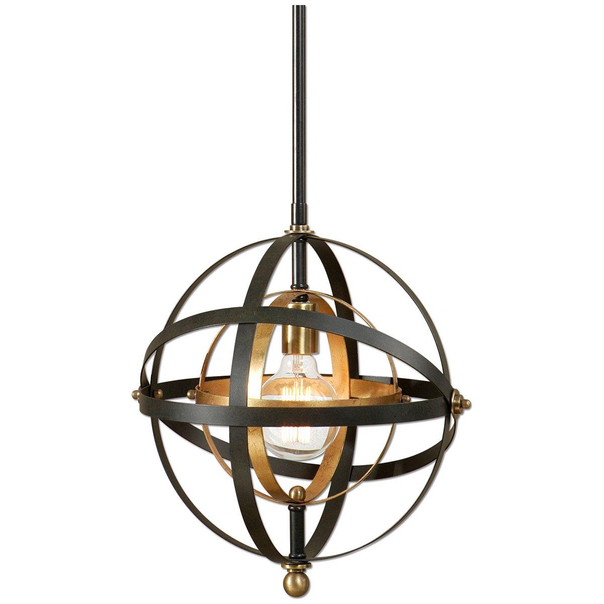 Amazon uttermost 22039 rondure 1 light sphere pendant mini amazon uttermost 22039 rondure 1 light sphere pendant mini home kitchen aloadofball Gallery