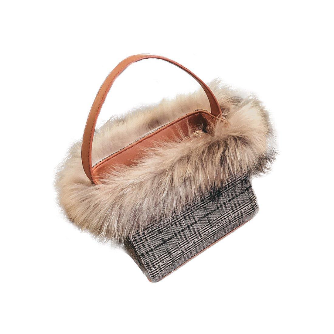 5f3875b1 Fur Handbag Strap
