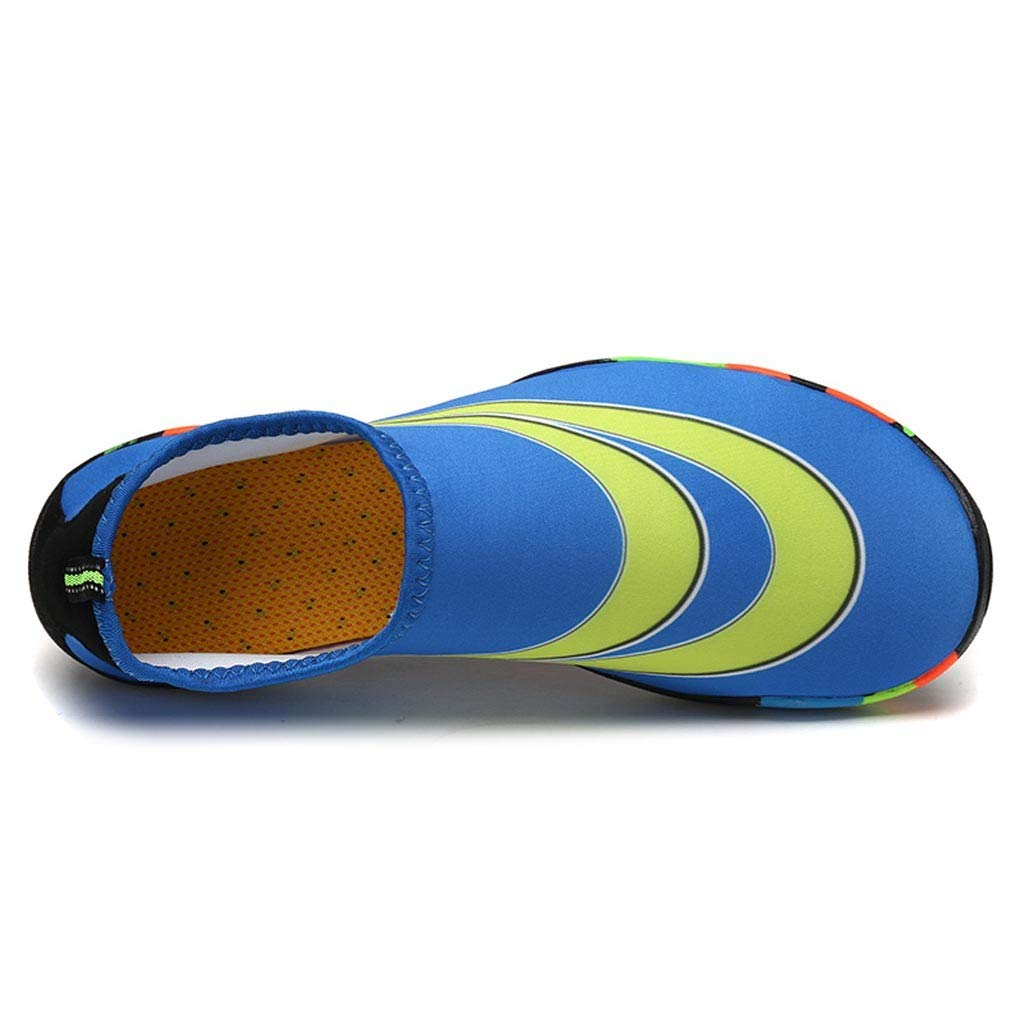One promise Couple Diving Swimming Beach Shoes Wading Water Barefoot Quick Dry Aqua Shoes