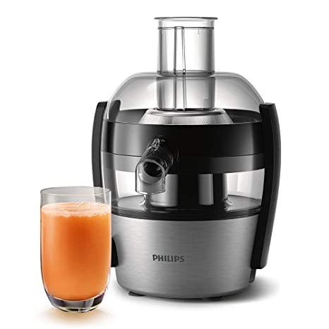 Philips Viva Collection HR1836/01 - Exprimidor (Negro, 1 L ...