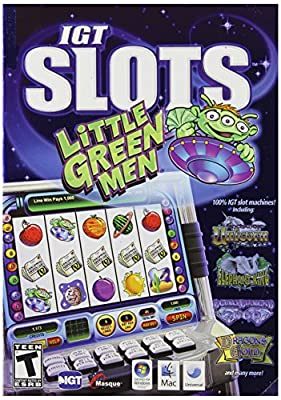 IGT Slots: Little Green Men