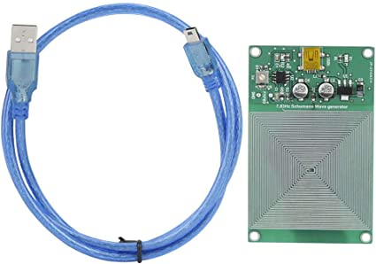 Generatore Di Impulsi Schumann Wave A Frequenza Ultra Bassa 7.83HZ Ultraridotta