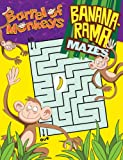BARREL of MONKEYS Banana-rama Mazes, Patrick Blindauer, 1402753640