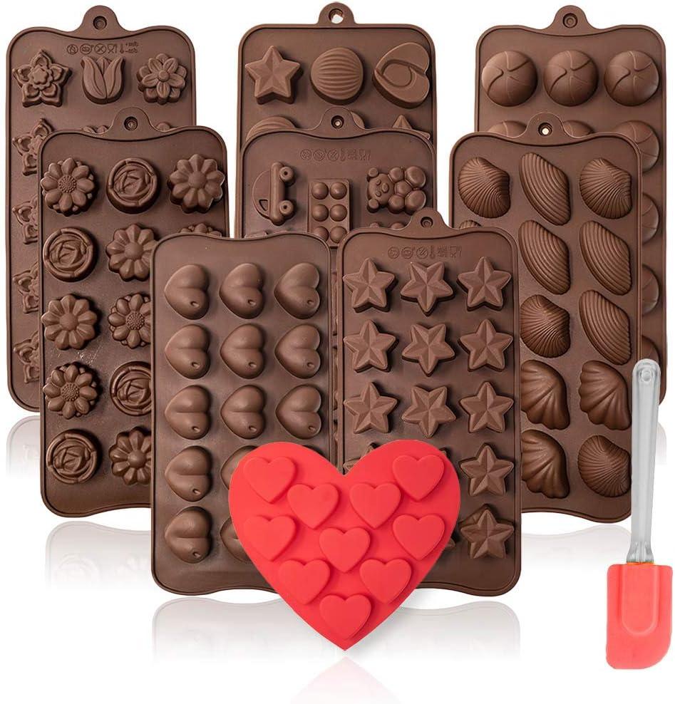 Cybrtrayd W022 Backform f/ür Schokolade kleine Schw/äne mit exklusiver Cybrtrayd urheberrechtlich gesch/ützter Schokoladenformanleitung 25 Beutel//Bindedr/ähte Clear farblos S/ü/ßigkeiten