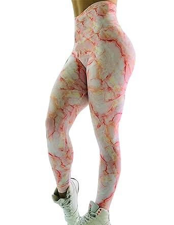 Mallas Deporte Mujer Leggins Fitness Running Yoga Pantalón ...
