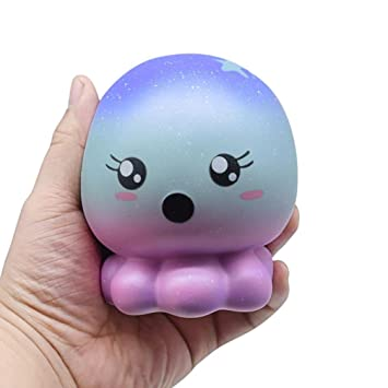 Venmo galaxy octopus slow rising squishies scented kawaii animal venmo galaxy octopus slow rising squishies scented kawaii animal squeeze toys stress ball for kids stress publicscrutiny Gallery
