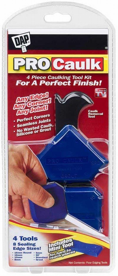 Dap 09125 DAP® PRO Caulk™ Tool Kit