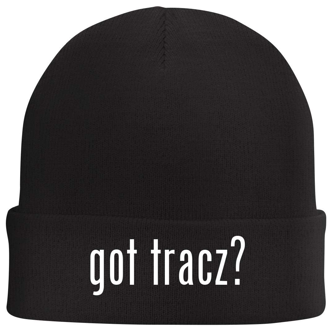 Tracy Gifts got Tracz? Beanie Skull Cap with Fleece Liner