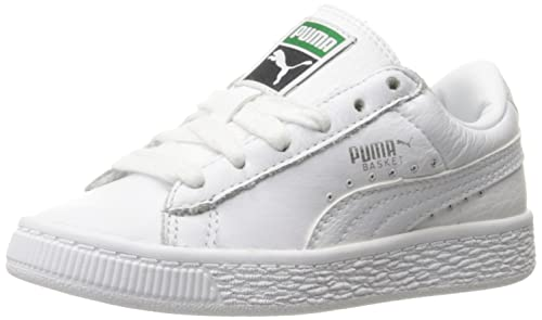 De Puma White Tenis Plateadopuma CorrerNiã±osUnisexBlanco vwnmN80