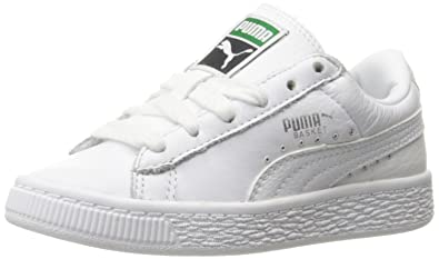 finest selection f87aa 2fa4e PUMA Kids' Basket Classic L Bts PS Running Shoe