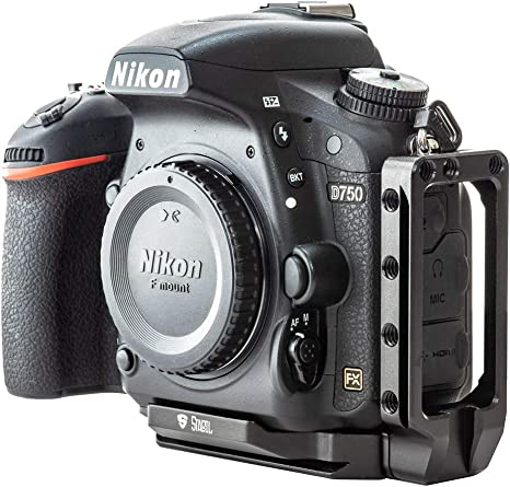 Stabil LD750 2019 - Placas para Nikon D750: Amazon.es: Electrónica