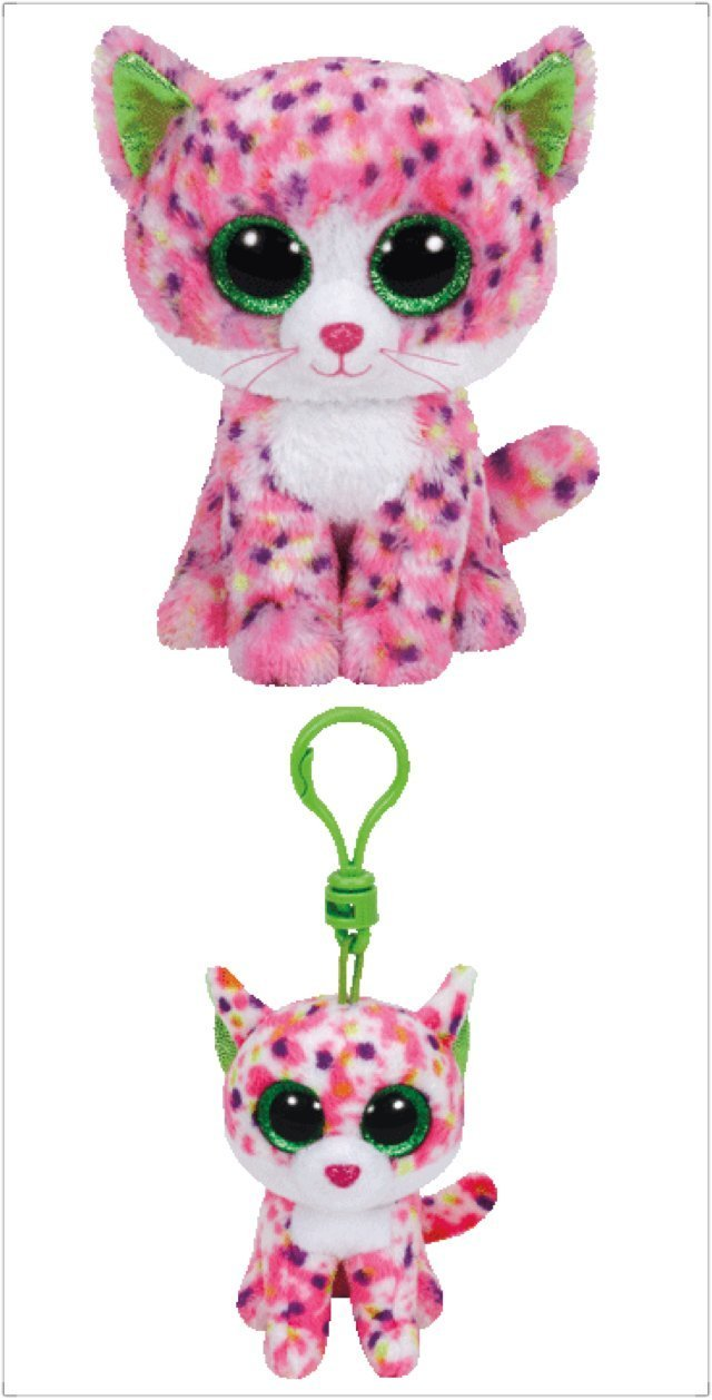 Amazon.com  Ty Beanie Boos Cat 6