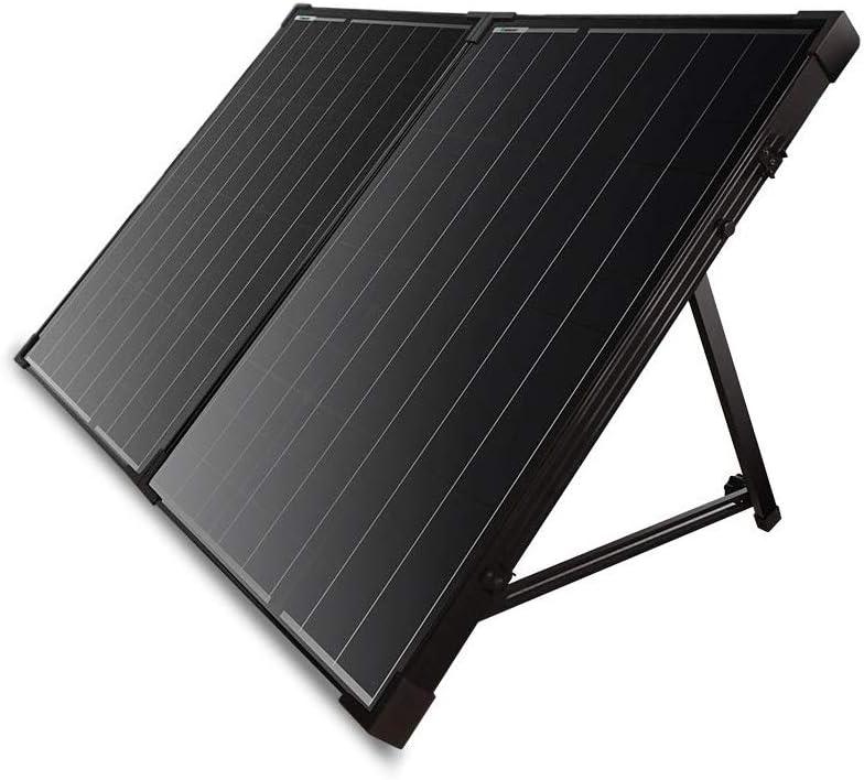 Renogy 100-Watt Monocrystalline Solar Suitcase