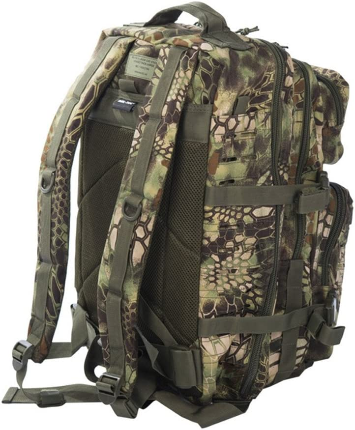 Miltec Us Assault Pack Sac /à Dos Laser Cut