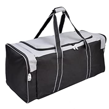 Amazon.com: Jetstream - Bolsa de hockey de 3 bolsillos, 36.0 ...