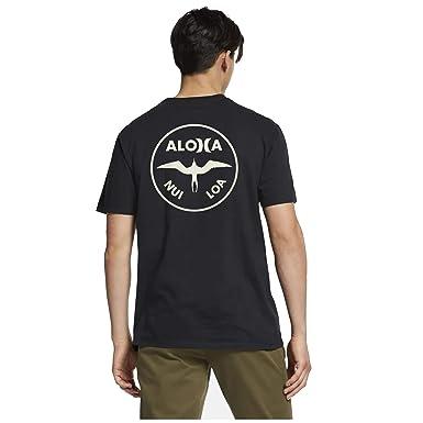 71ca0a8035 Hurley Men's JJF Premium Aloha Tee Short Sleeve