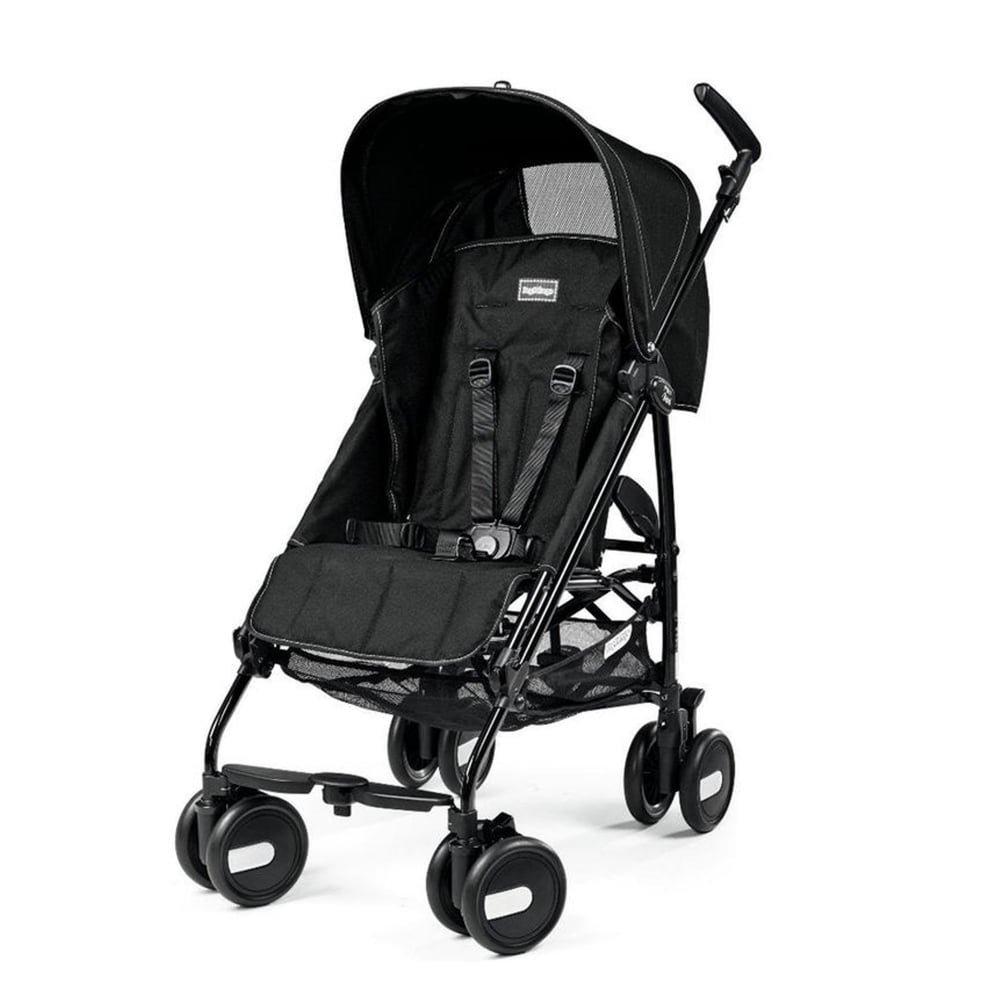 Peg Perego Pliko Mini Classic incluye protector de lluvia Cochecito de beb/é color negro