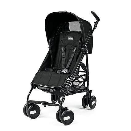 Peg Perego Pliko Mini Classic - Cochecito de bebé (incluye protector de lluvia),