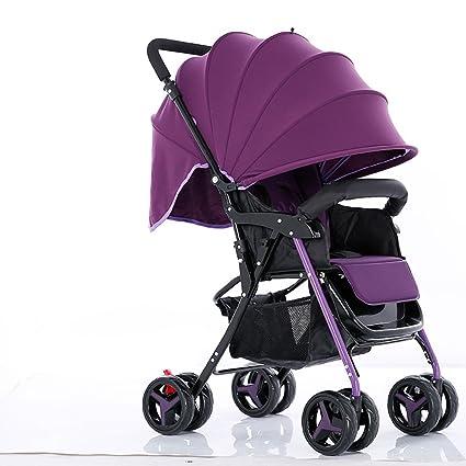 Carruajes de bebé, carritos, carros de bebé, puede montar sombrillas para bebés,