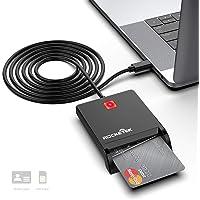 Lector De Tarjetas Inteligentes USB DOD Tipo Militar C,Adaptador De Acceso Público/Tarjeta De Identificación/Tarjeta SIM…