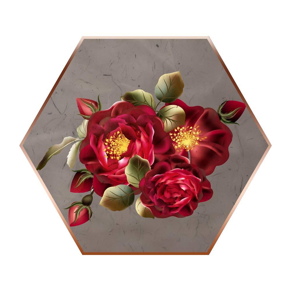 5D Pintura por Diamantes (5571) flor