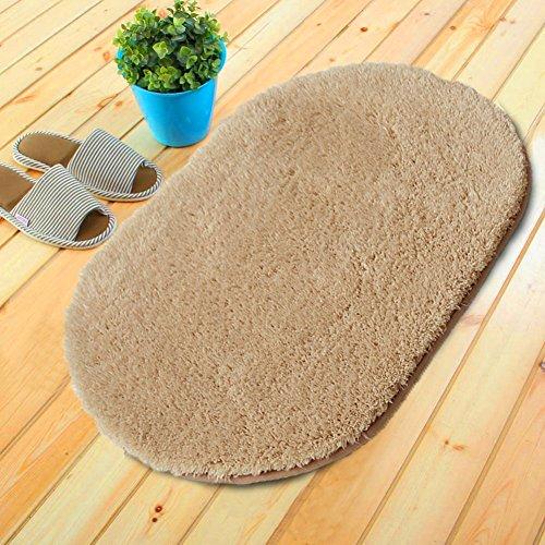 DD STORE Carpet Doormat Foot pad Bathroom non-slip mats-G 40x60cm(15.7x23.6inch) (Slip 5569)