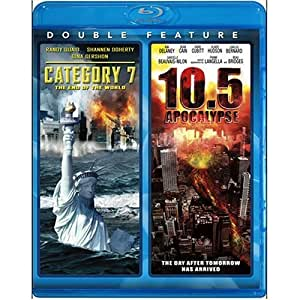 10.5 Apocalypse/Category 7: The End of the World [Blu-ray]