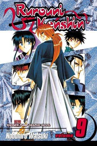 Rurouni Kenshin, Vol. 9: Arrival in Kyoto