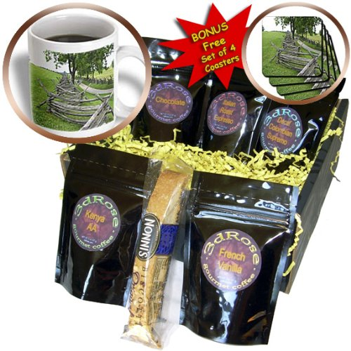 Florene Landscape - Picture of Place Where Battle Of Antietam Took Place In Maryland - Coffee Gift Baskets - Coffee Gift Basket (cgb_80860_1)
