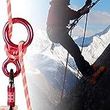 Zzanggu Figure 8 Descender Climbing Gear