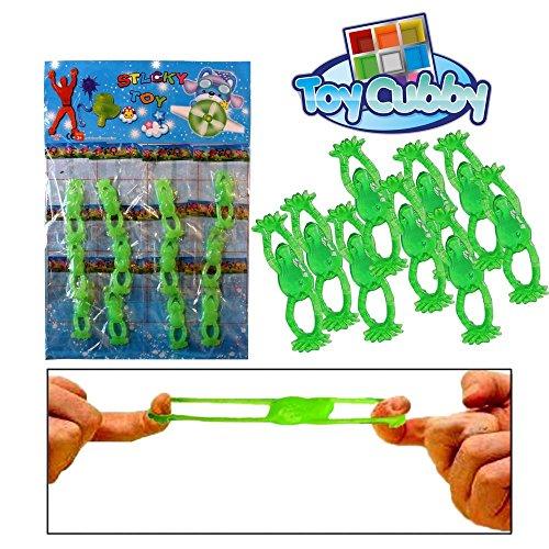 Toy Cubby Sticky Stretchy Slingshot