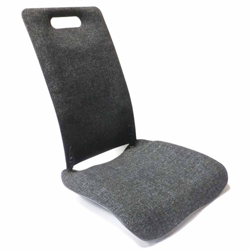 MEDesign Backfriend (Double-padded, Anthracite)