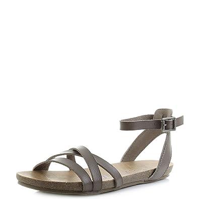 c40aca4d7f98 Blowfish Women s Galie Ankle Strap Sandals  Amazon.co.uk  Shoes   Bags
