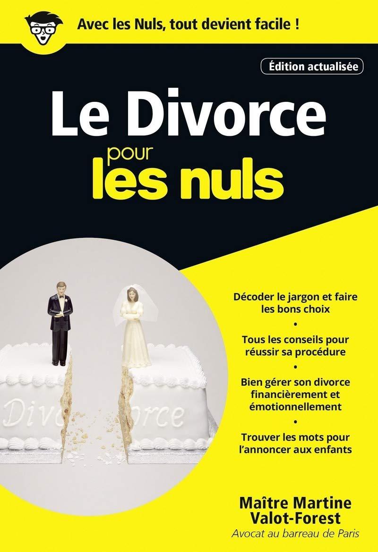 Amazon Fr Le Divorce Pour Les Nuls Poche Martine Valot