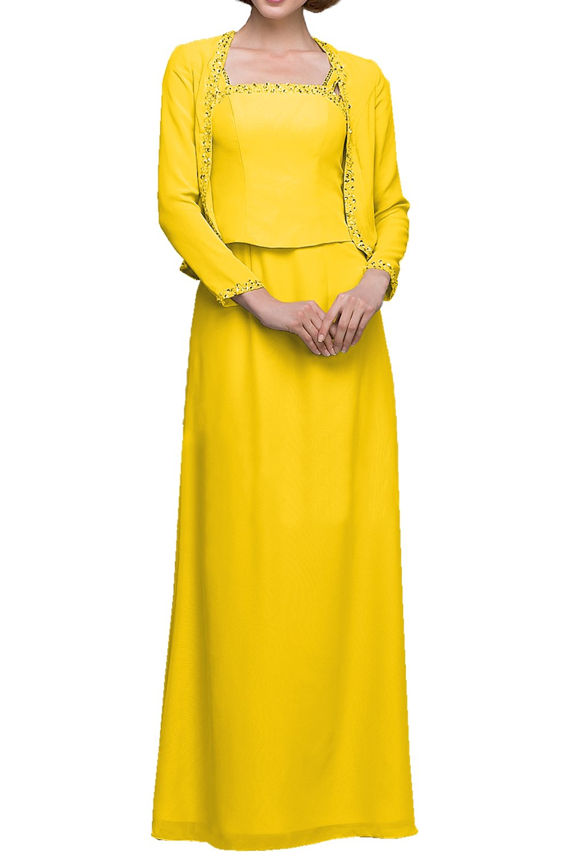 (ウィーン ブライド)Vienna Bride 披露宴用母親ドレス ロングドレス 結婚式母親用ドレス 新婦の母ドレス 肩紐ドレス ベスト付き Aライン ビスチェ ベアトップ スパンコール B075L3M3QW 17|ゴールド ゴールド 17
