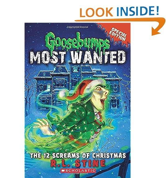 Goosebumps Book For Children Amazon Com