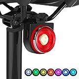Padonpower Bike Tail Light-USB Rechargeable...