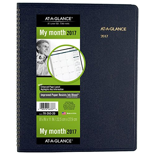 GLANCE Monthly Planner Appointment 7026020