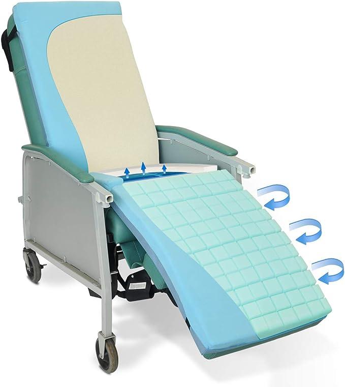 Amazon.com: NYOrtho Geri-Chair Comfort - Cojín para asiento ...