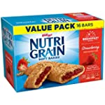Kellogg's Nutri-Grain Bars (Strawberr...