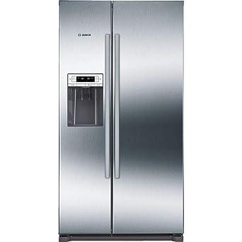 Bosch KAI90VI20G American Style Fridge Freezer with ice and
