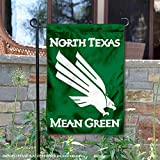 University of North Texas Garden Flag and Yard