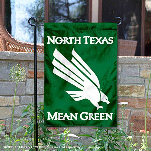 University of North Texas Garden Flag and Yard Banner for sale  Delivered anywhere in USA