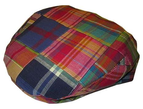 ff74a686e Capas Ivy Madras Patchwork Cap
