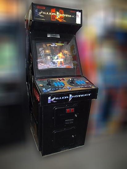 Enjoyable Amazon Com Killer Instinct Arcade Game Arcade Video Game Download Free Architecture Designs Remcamadebymaigaardcom